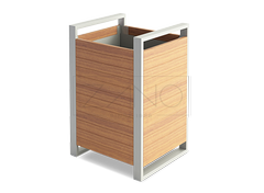 06.041 is a modern style planter which is available in a wide variety of sizes (S-XL)